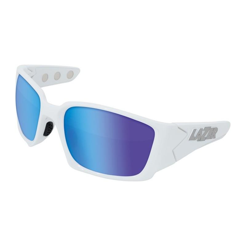 Lazer Magneto M2 sykkelbriller hvit