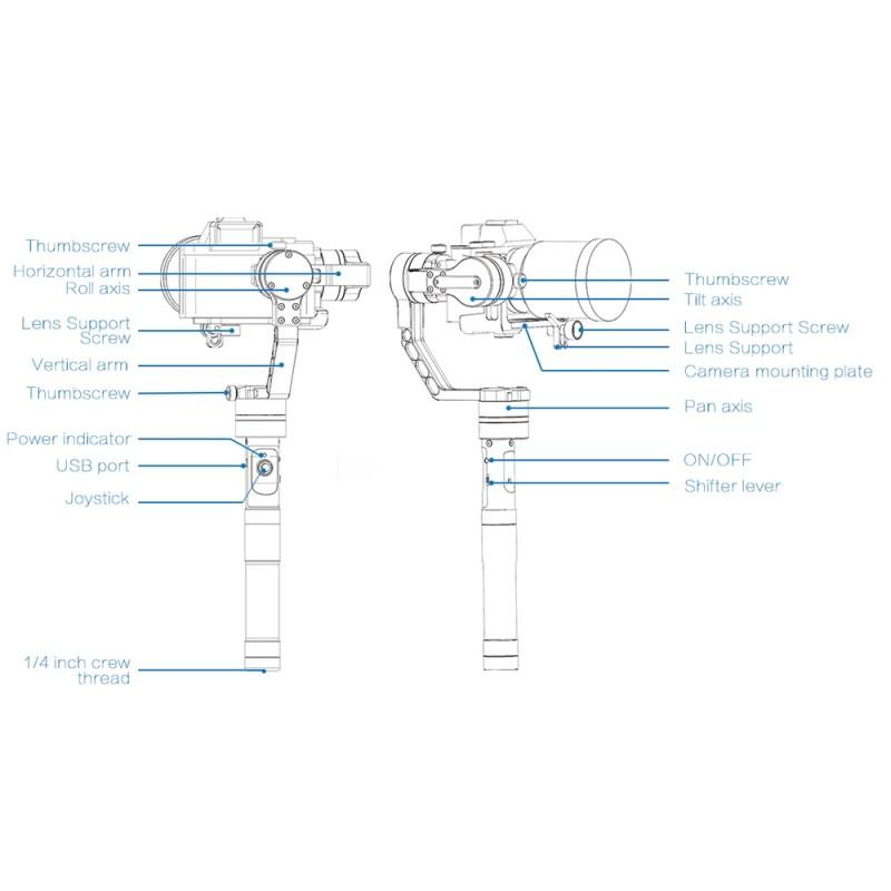 Zhiyun Tech Crane v2