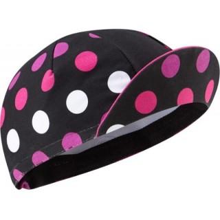 Madison Sportive polka dots sykkelcaps