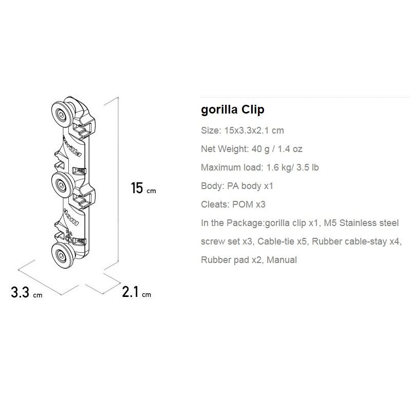 Gorilla Clipp