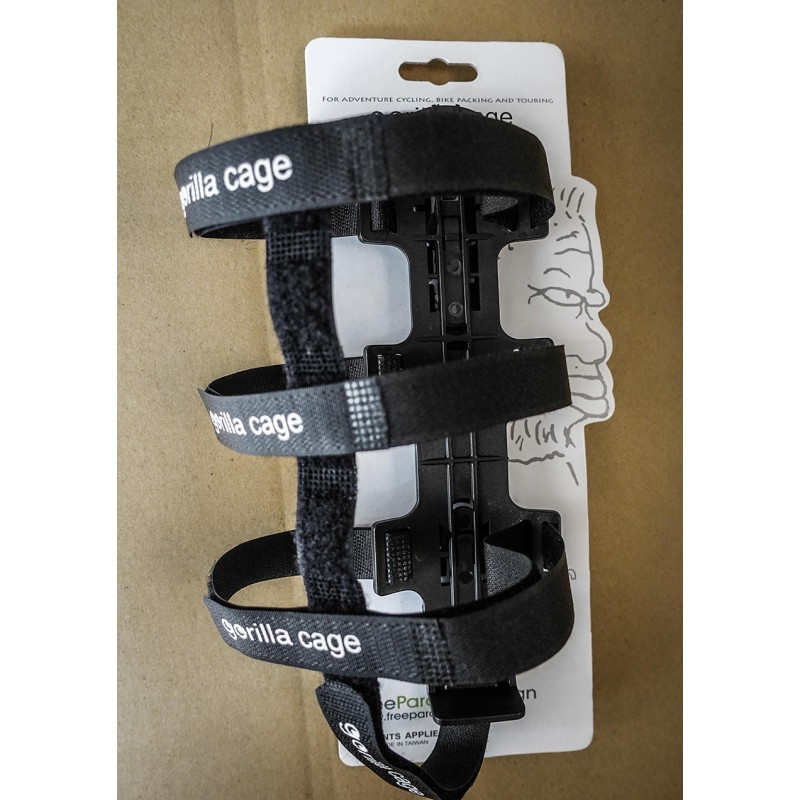 Gorilla Cage og Clip pakke