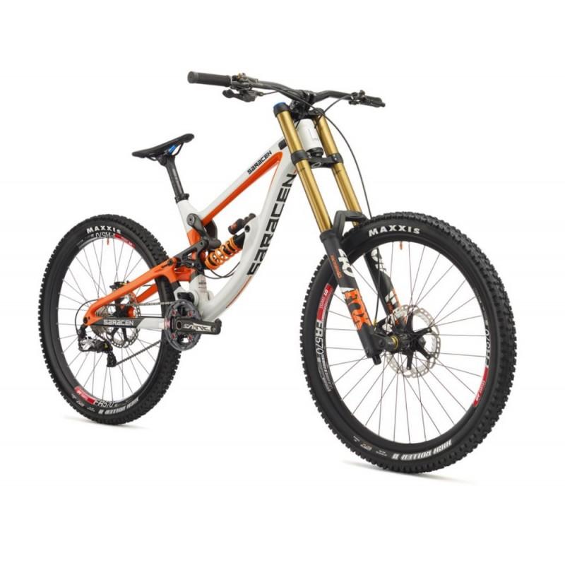 Saracen Myst Team 2017 DH-sykkel