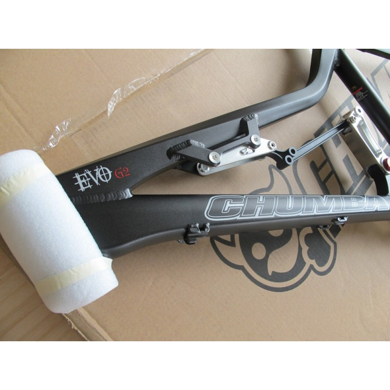 Chumba EVO G2 sykkelramme