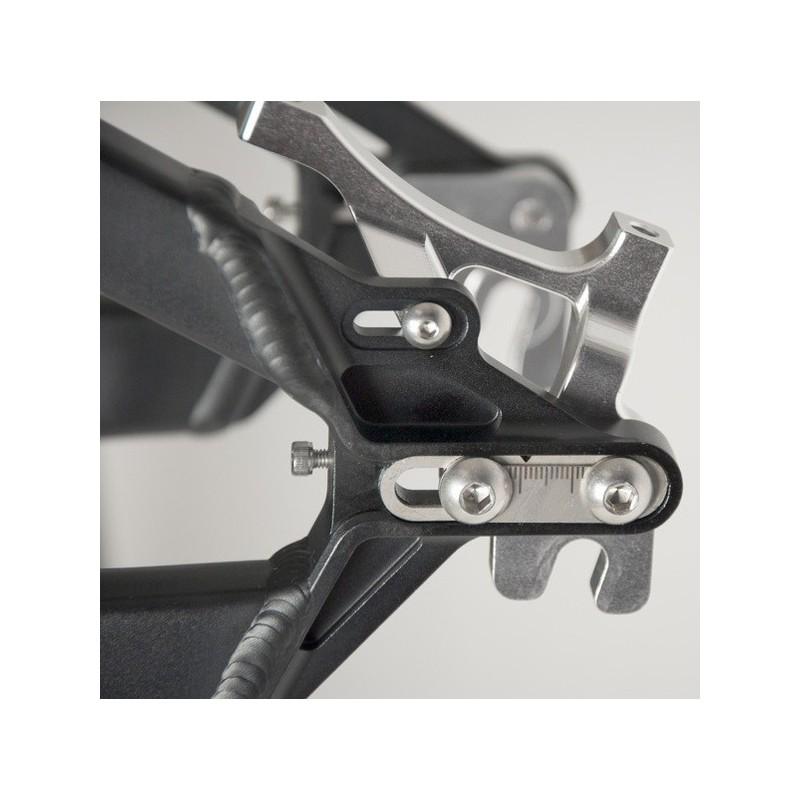 Chumba EVO G2 sykkelramme-sliding dropouts