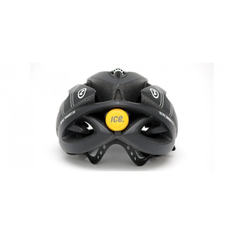 ICEdot Crash Sensor på hjelm