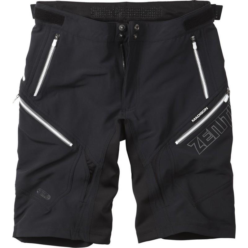 Madison Zenith shorts i svart