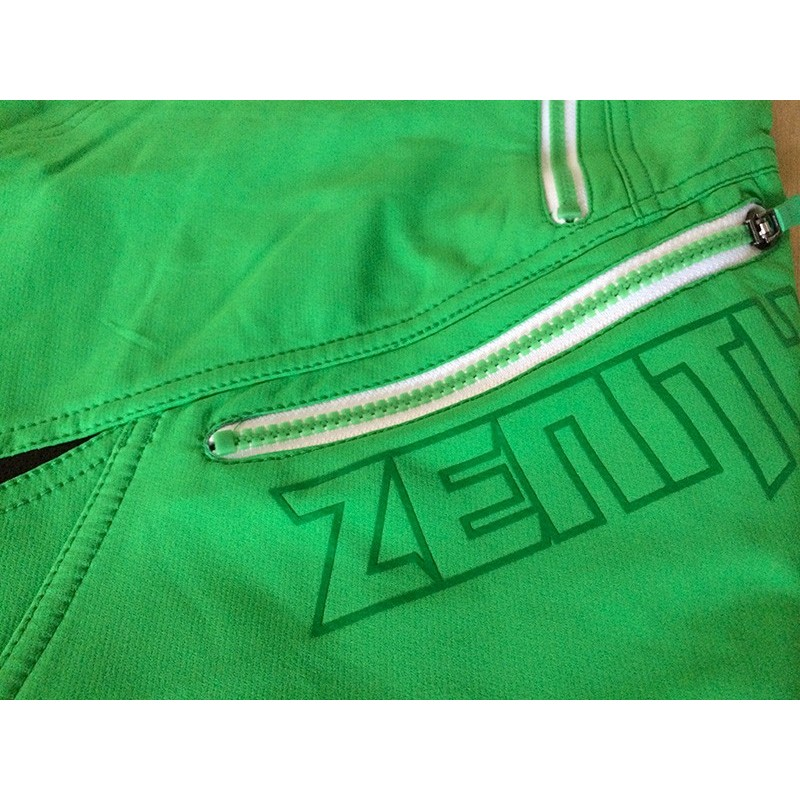 Madison Zenith shorts grønn