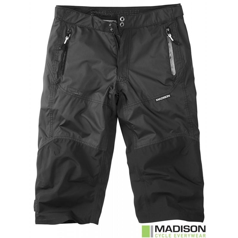 Madison Tempest 3/4 lang, vanntett sykkelshort