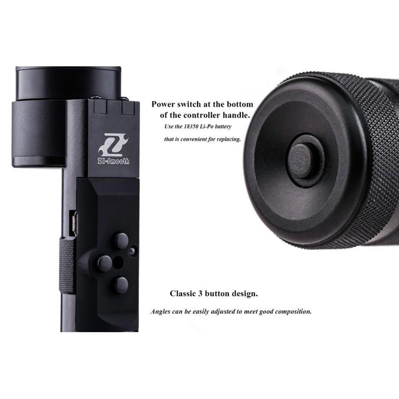Zhiyun Tech Z1 Smooth gimbal for mobil